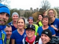 401 Challenge - Regency Runners out with the amazing Ben
