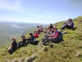 Regency Ramblers on the Fairfield Horseshoe, 2014