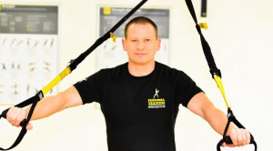 Phil Sims, Personal Trainer